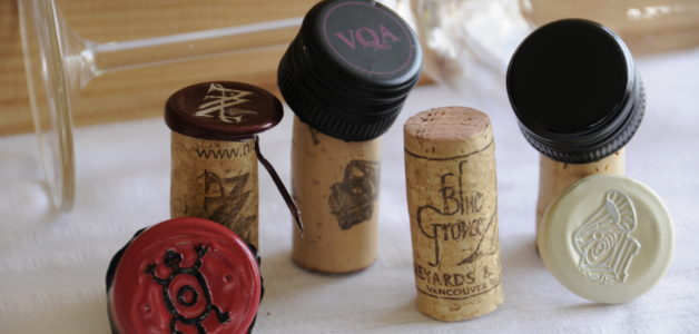 Caps Corks & Capsules 2005 BC Pinot Noirs Tasting 3